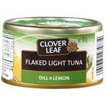 Clover Leaf Flaked Light Tuna Dill & Lemon