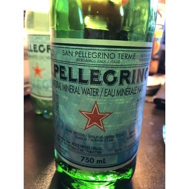 San Pellegrino Mineral Water