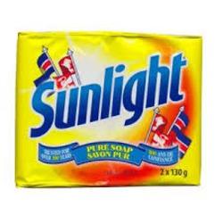 Sunlight Laundry Soap Bars