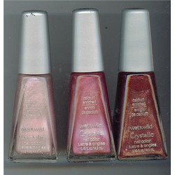Wet N Wild Crystalic Nail Color