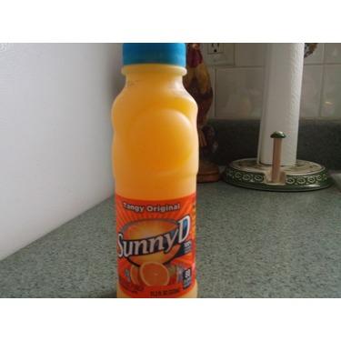 Sunny D 6 Pack Citrus Juice