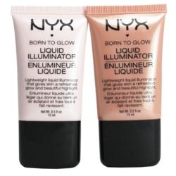NYX Born To Glow Liquid illuminator  In Gleam