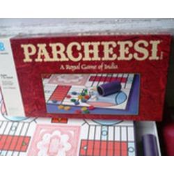 Parcheesi Board Game