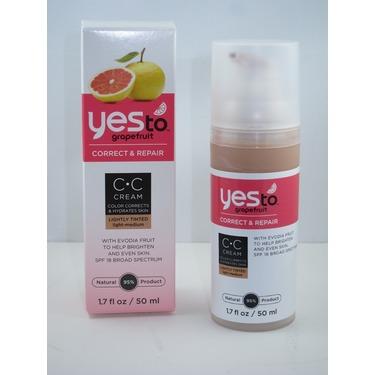 Yes to Grapefruit Correct & Repair CC Cream
