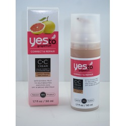 Yes to Grapefruit Correct & Repair CC Cream