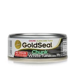 GoldSeal Chunk White tuna
