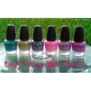 L.A. Colors Color Craze Nailpolish reviews in Nail Polish - ChickAdvisor