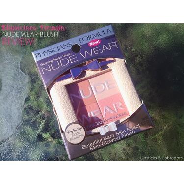 Physicians Formula Nude Wear Blush