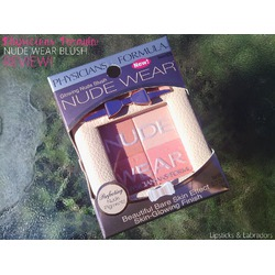 Physicians Formula Nude Wear Blush