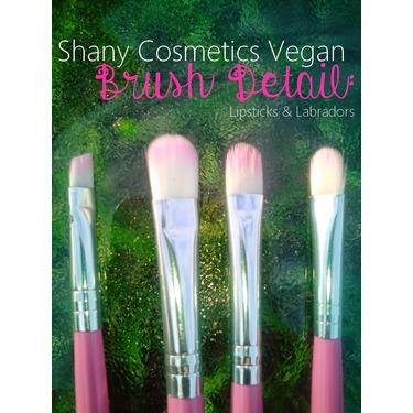 Shany 12PC Pro Vegan Brushes
