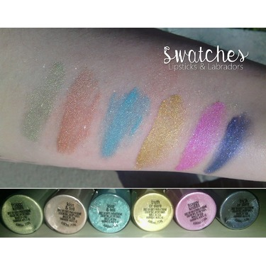 HARD CANDY POPPIN PIGMENTS
