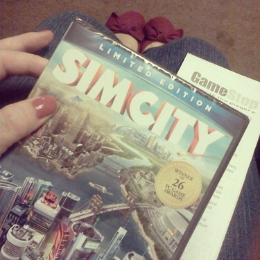 Simcity PC Game