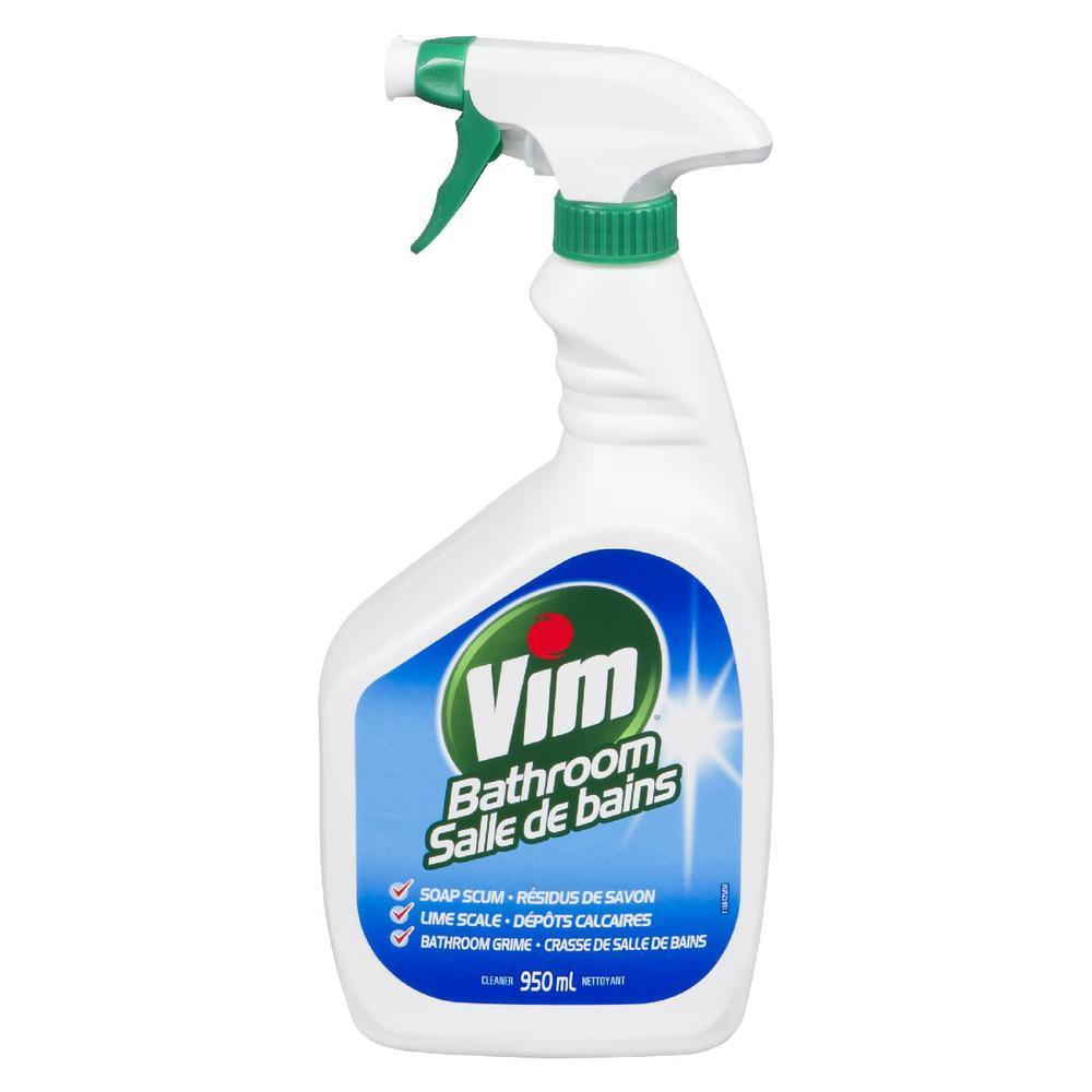 Vim bathroom spray reviews in household cleaning products chickadvisor for Cleaning products for bathroom