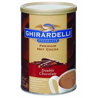 Ghirardelli Premium Hot Cocoa (Double Chocolate)