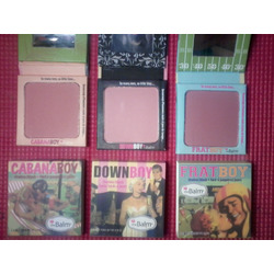 The Balm Cosmetics Blushes