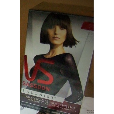 VS Sassoon Salonist 3/0 Darkest Neutral Brown