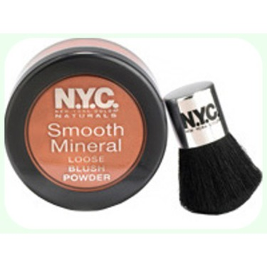 NYC Smooth Minerals Loose Blush Powder