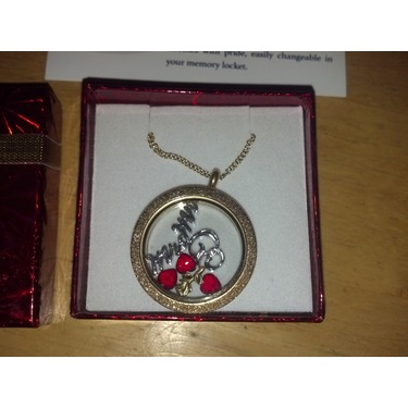 Floating Charms Locket