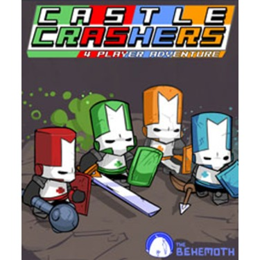 Castle crashers game