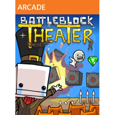 Battle block theater game