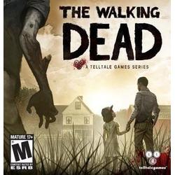 The walking dead game by telltale