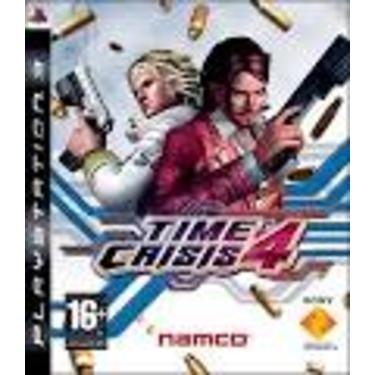 Time crisis 4 game