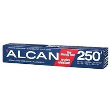 Alcan Aluminum foil