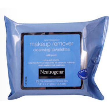 Neutrogena All-in-One Make-Up Removing Cleansing Wipes