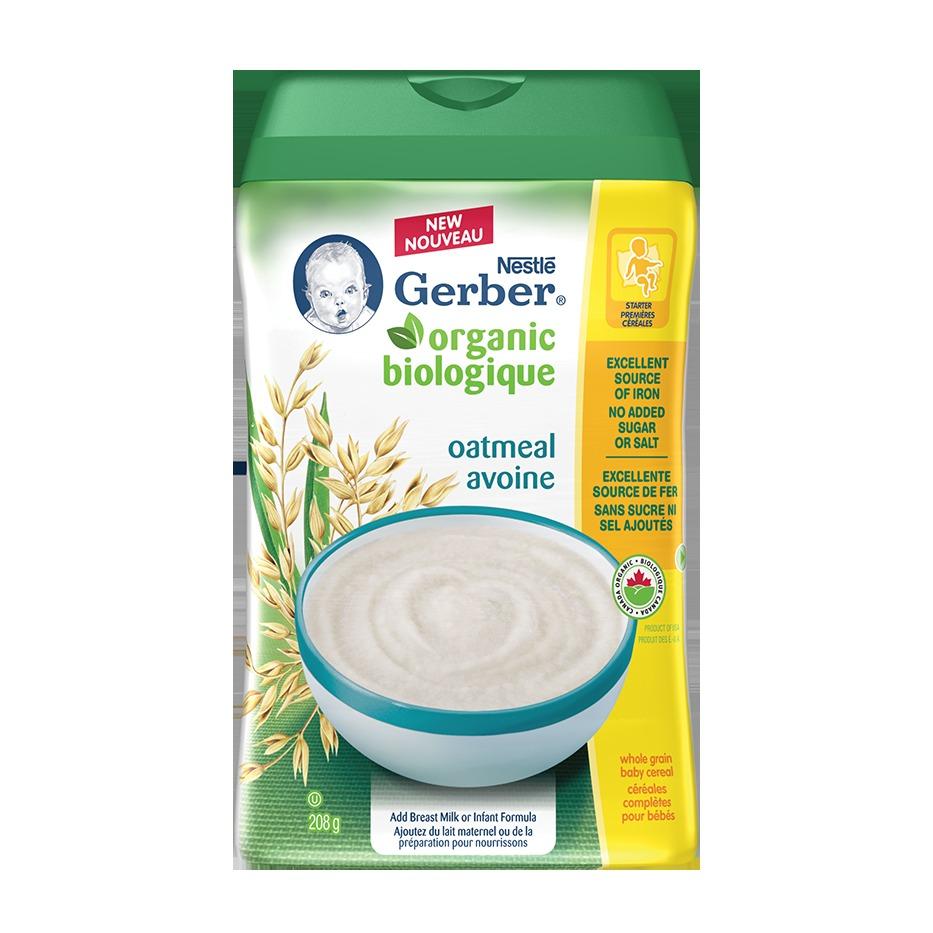 Organic Gerber Baby Food Reviews