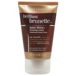 John Frieda Brilliant Brunette Satin Shine Finishing Creme