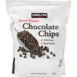 Kirkland Semi-Sweet Chocolate Chips