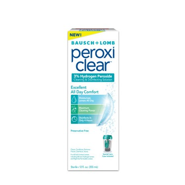 Bausch & Lomb PeroxiClear