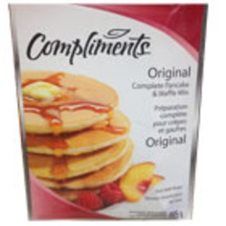 Compliments Original Complete Pancake and Waffle mix