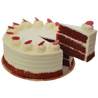 La Rocca red velvet cake