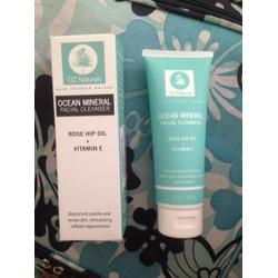 OZ Naturals Ocean Mineral Facial Cleanser
