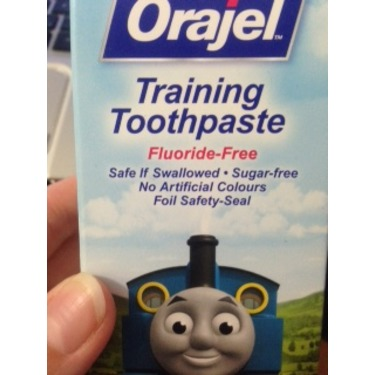 Orajel Training Toothpaste Thomas&Friends;