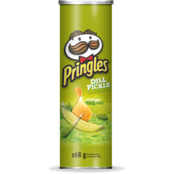 Pringles Dill Pickle Chips