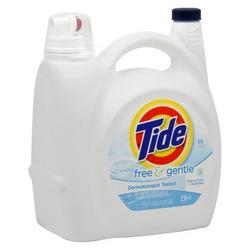 Tide Free and Gentle liquid
