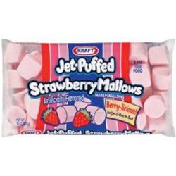Kraft Jet-Puffed HeartMallows Strawberry Marshmallows