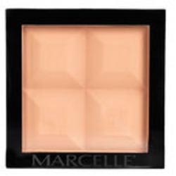 Marcelle Monochromatic Eye Shadow Quad in Nearly Nude