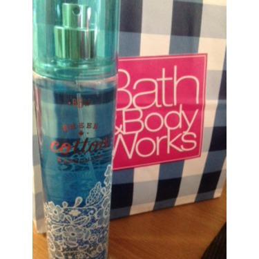 Bath & Body Works Sheer Cotton & Lemonade Fine Fragrance Mist