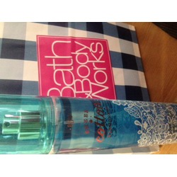 Bath & Body Works Sheer Cotton & Lemonade Fine Fragrance Mist
