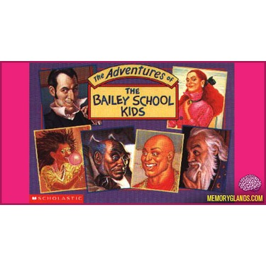 The Adventures Of The Bailey School Kids Book Series