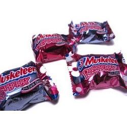 Three Musketeers Raspberry Chocolate Bar