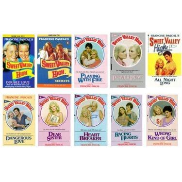 Sweet Valley High Book Series