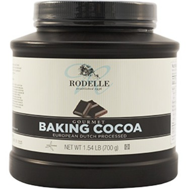 Rodelle Gourmet Dutch Pressed Cocoa Powder