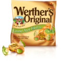 Werther's Original Caramel Apple Filled Hard Candies