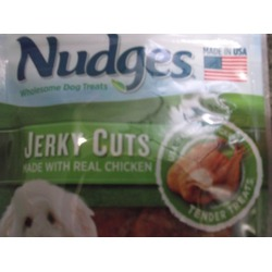 Nudges Jerky Treats for Dogs