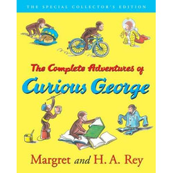 The Complete Adventures of Curious George by Margret and H.A. Rey
