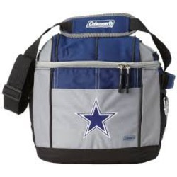 DALLAS COWBOYS NFL 24 CAN SOFT SIDED COOLER